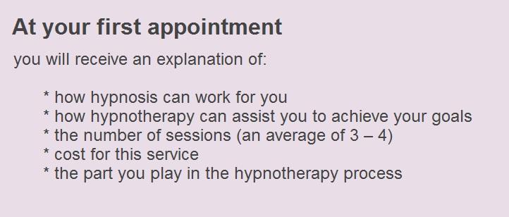 Hypnotherapy tauranga